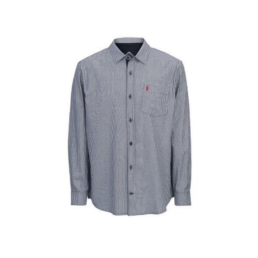 Jack Murphy   Clayton 100% Cotton Shirt   Gingham