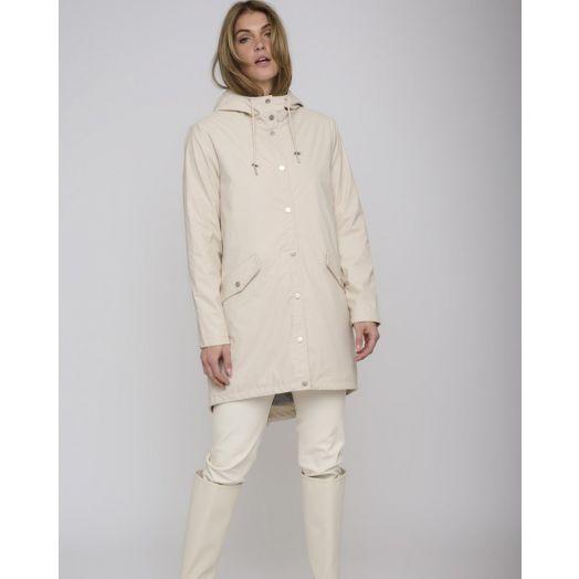 Rino & Pelle | Raincoat - Desert White
