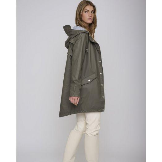 Rino & Pelle | Raincoat - Olive Green
