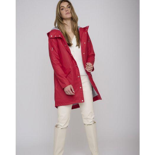 Rino & Pelle | Raincoat - Poppy Red
