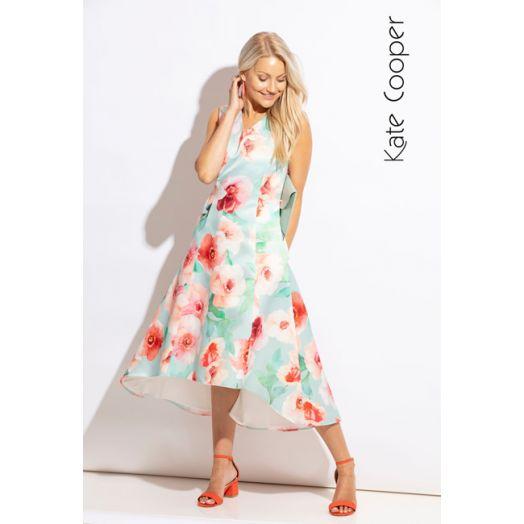 Kate Cooper | Swing Dress- Print