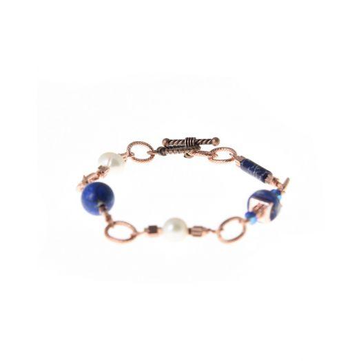 K Kajoux   Chintzy Link Bracelet