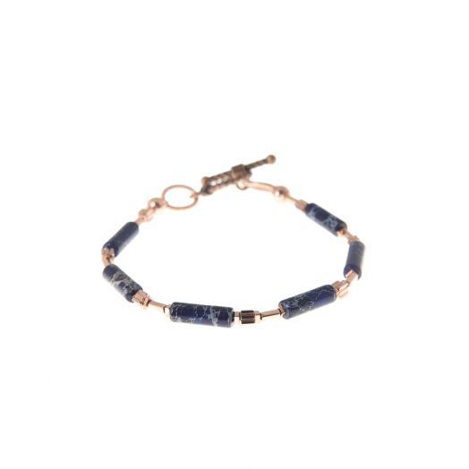 K Kajoux   Chintzy Column Bracelet