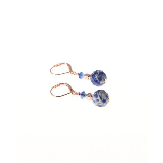 K Kajoux   Chintzy Linear Earrings - Short