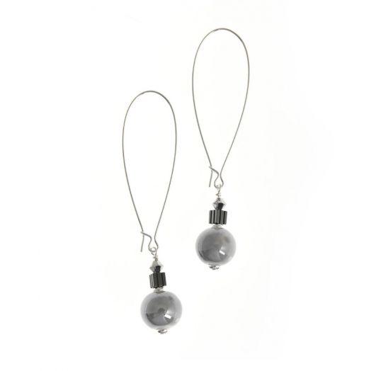 K Kajoux | Heavens Gable Ceramic Earrings