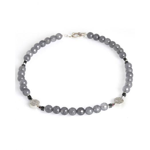K Kajoux | Heavens Gable Linear Necklace