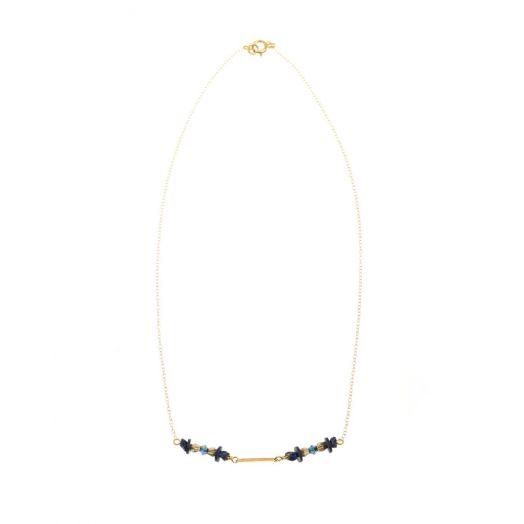 K Kajoux | Refraction Chain Necklace