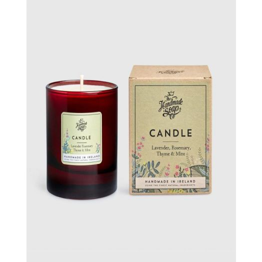 The Handmade Soap Company | Lavender, Rosemary, Mint and Thyme Candle
