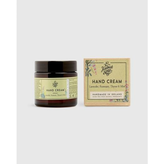 The Handmade Soap Company | Lavender, Rosemary, Thyme and Mint Hand Cream