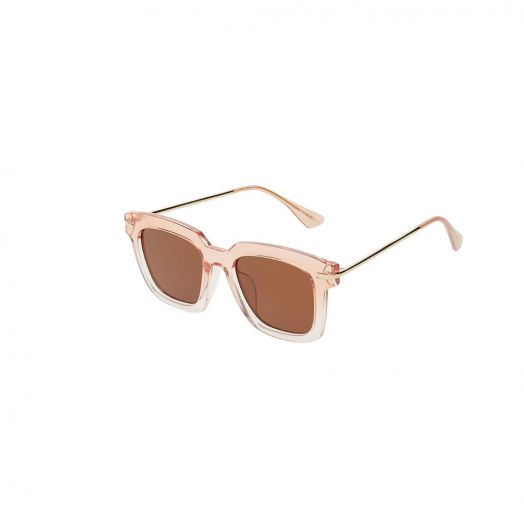 Part Two   Lester Sunglasses - Misty Rose