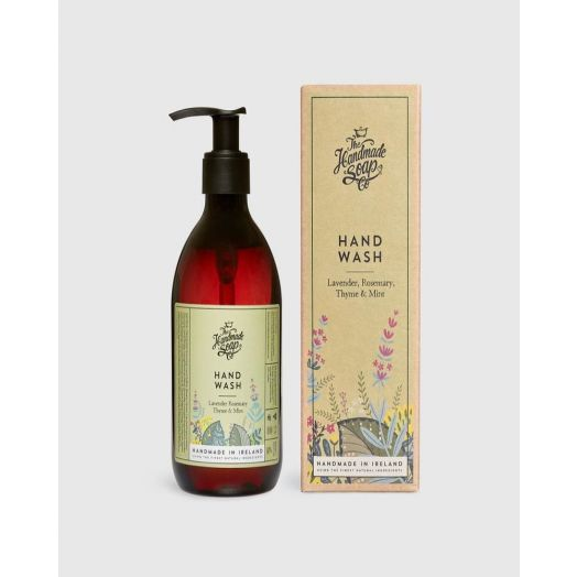 The Handmade Soap Company | Lavender, Rosemary, Thyme and Mint Hand Wash