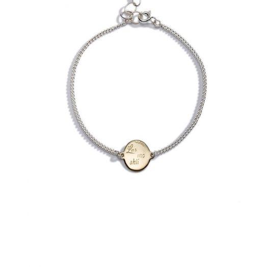 Enibas | Las Mo Shlí | Diamond Gold Bracelet