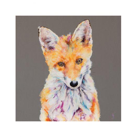 Lorraine Fletcher | Urban Fox Print - Large
