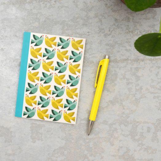 Rex London | A6 Love Birds Notebook
