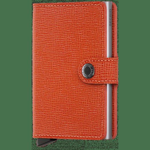 Secrid | Miniwallet -Crisple Orange