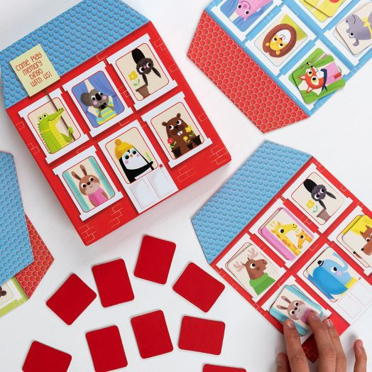 Rex London | Memory Bingo Game
