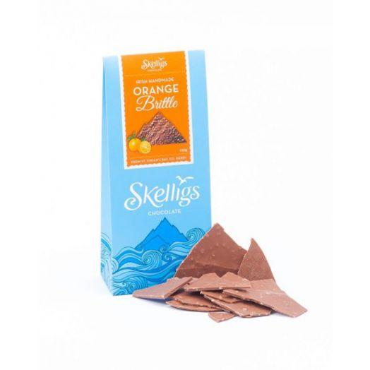 Skelligs Chocolate | Orange Brittle Pouch