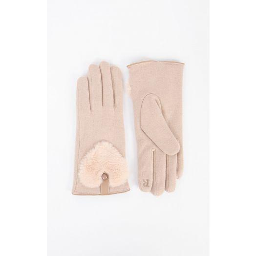 Pia Rossini | Mollie Gloves - Beige