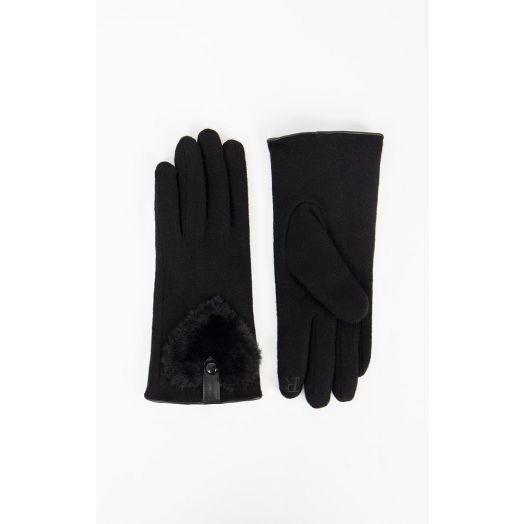 Pia Rossini | Mollie Gloves - Black