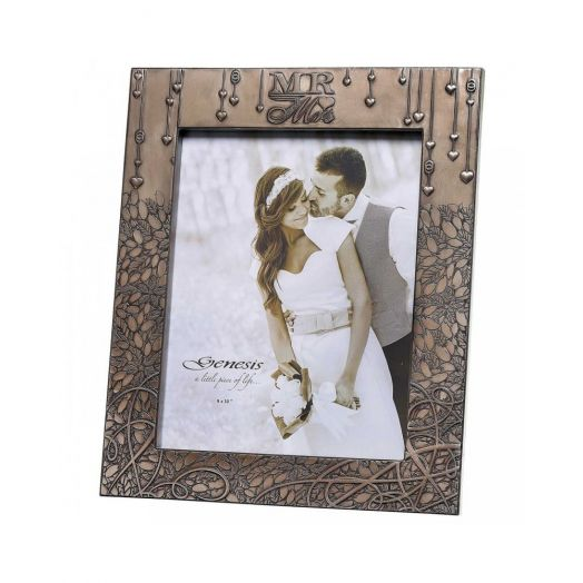 Genesis | Mr and Mrs Frame 8x10 Inch
