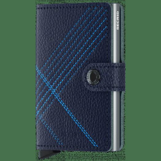 Secrid | Miniwallet-Stitch Linea Navy
