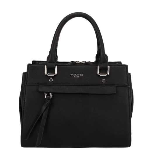 David Jones | Grab Handbag - Black
