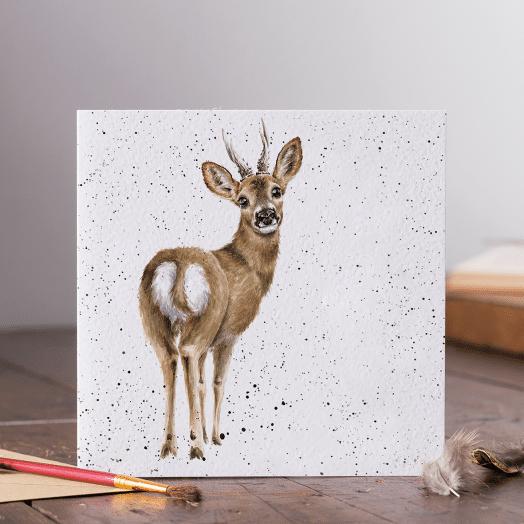 Wrendale | The Roe Deer Card