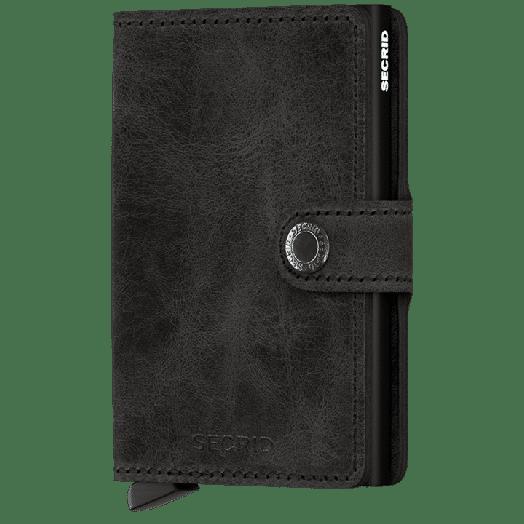 Secrid | Miniwallet Vintage - Black