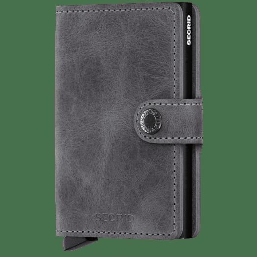 Secrid | Miniwallet-Vintage Grey/Black