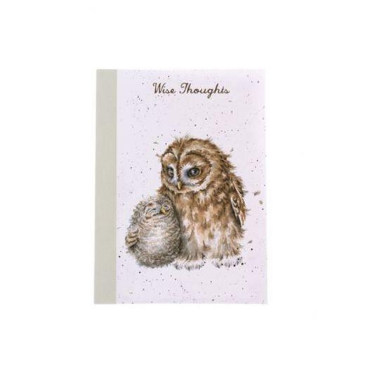 Wrendale | Owl Notebook