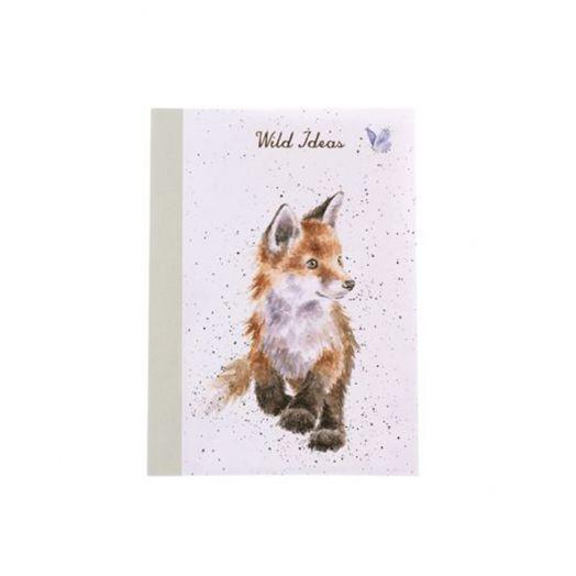 Wrendale | Fox Notebook