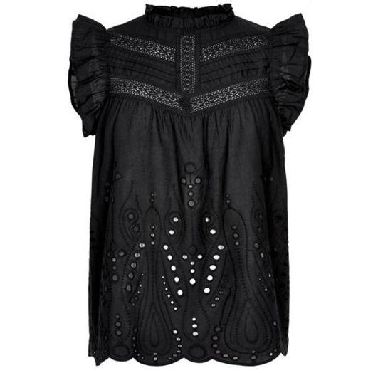 Numph | Nualgra Shirt-Black