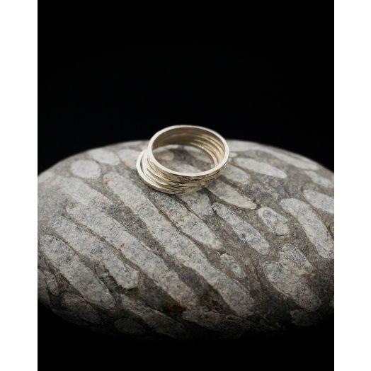 Lynsey De Burca | Doon Silver Ring
