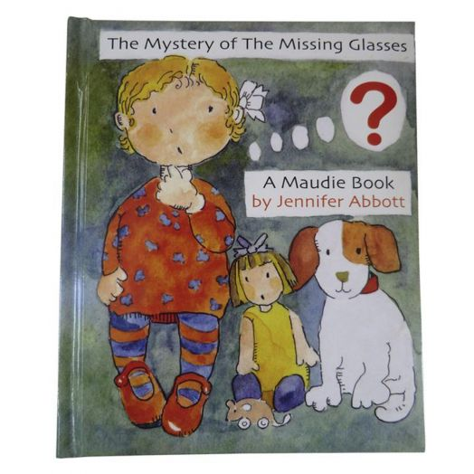 Powell Craft | The Mystery Of The Missing Glasses Book
