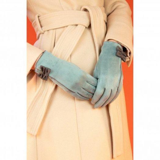 Powder   Doris Gloves in Ice