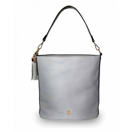 Tipperary Crystal | Surrey Carry Bag | Grey