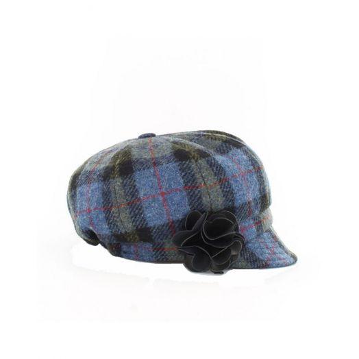 Newsboy Wool Hat
