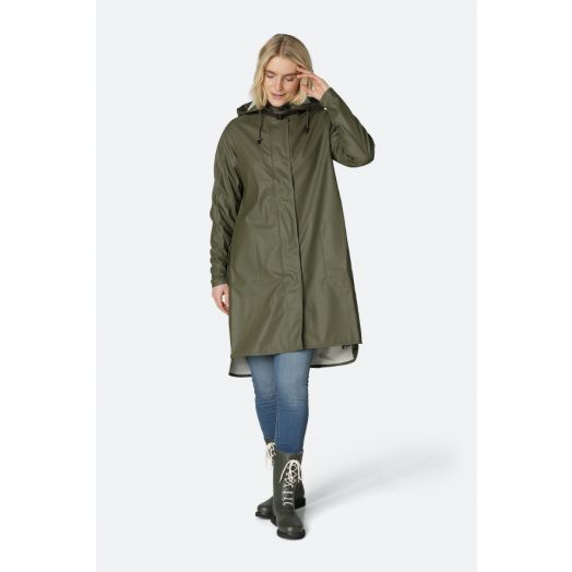 Ilse Jacobsen | Rain Jacket Rain71 -Army Green