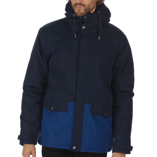 Regatta | Sternway Waterproof Insulated Jacket-Navy/Prussian