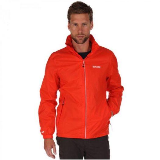 Regatta | Lyle Lightweight Breathable Walking Jacket-Pepper Red