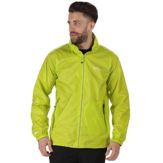 Regatta | Lyle Lightweight Breathable Walking Jacket-Lime
