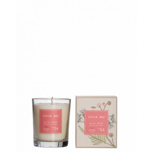 Field Day | Wild Rose Large Candle
