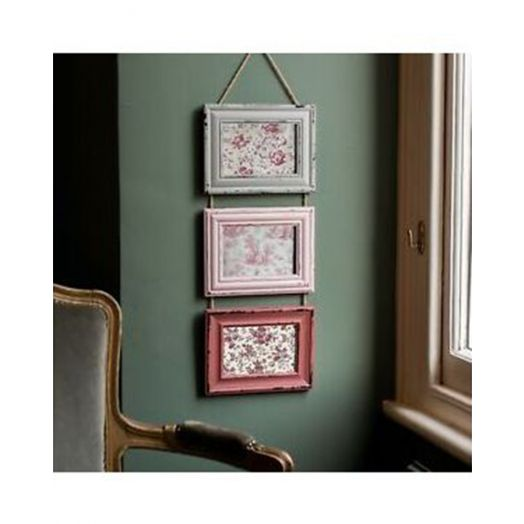 Sass And Bell | Delilah 3 Frame - Pink