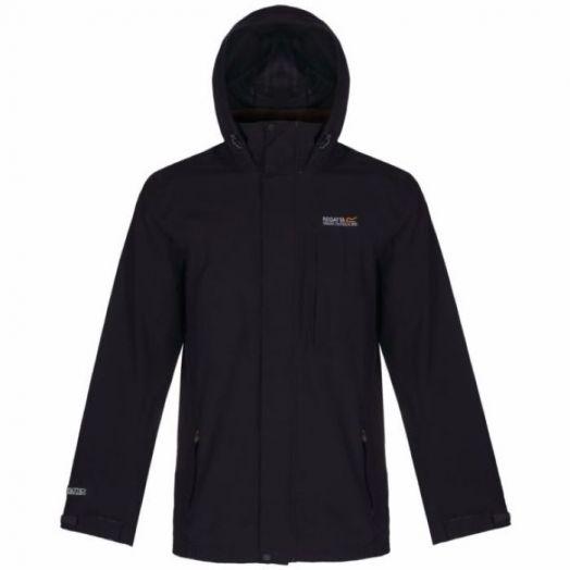 Regatta | Northfield iii Stretch Lightweight Waterproof Jacket-Black