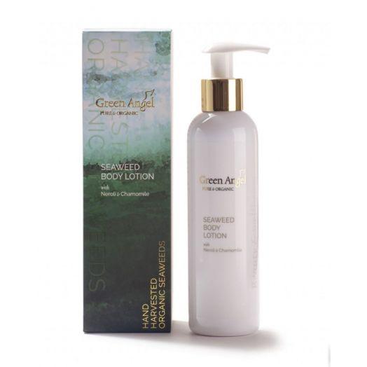 Green Angel | Seaweed Body Lotion with Neroli and Chamomile