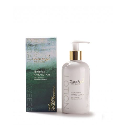 Green Angel | Seaweed Hand Lotion with Lavender and Neroli
