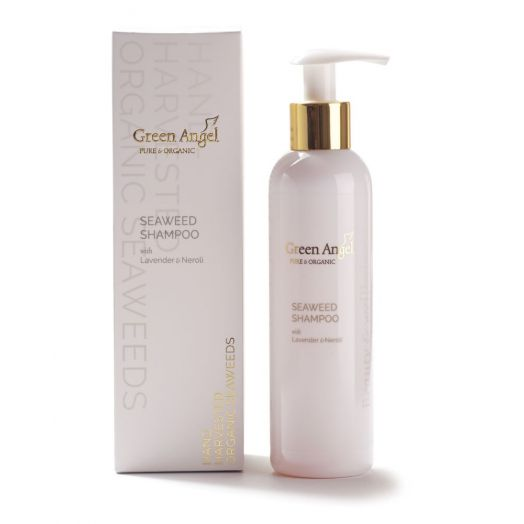 Green Angel | Seaweed Shampoo with Lavender & Neroli