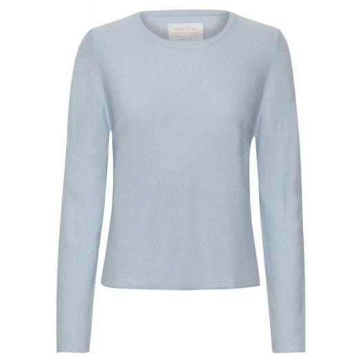 Part Two   Adelin Knit Jumper- Blue