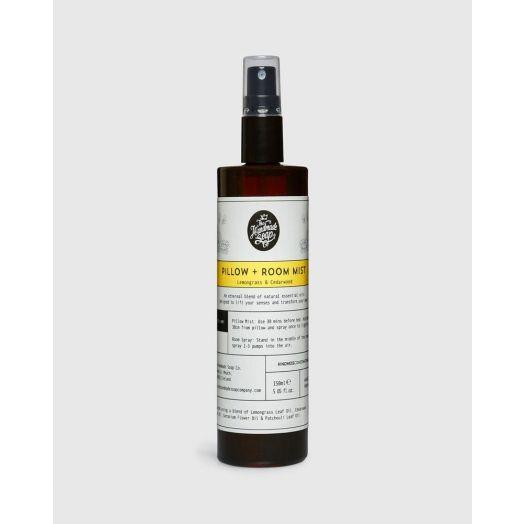 The Handmade Soap Company | Lemongrass and Cedarwood Pillow and Room Mist