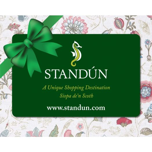 Standún Postal Gift Card